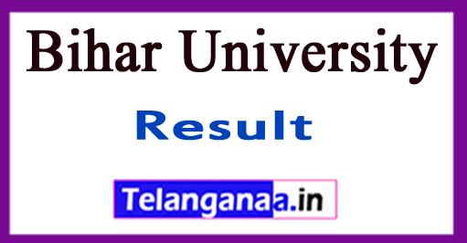 BRABU Muzaffarpur UG Result 2017 Click Here