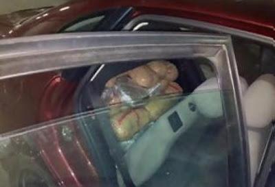 Συνελήφθησαν 4 άτομα που μετέφεραν 132 κιλά χασίς