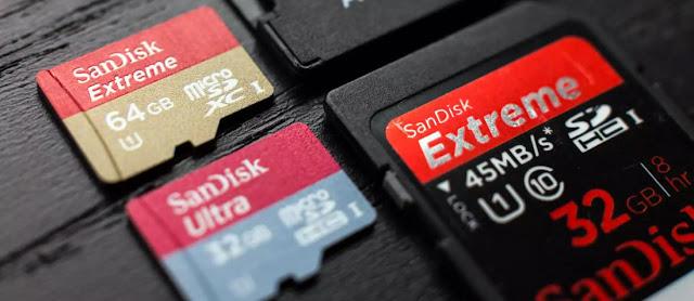 Cara Memperbaiki Memory Card yang Rusak atau Tidak Terbaca