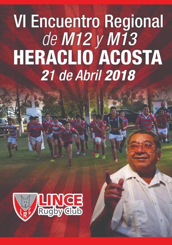 VI edición del Heraclio Acosta