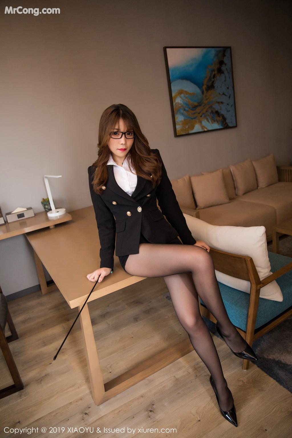 Image XiaoYu-Vol.095-Booty-Zhizhi-MrCong.com-009 in post XiaoYu Vol.095: Booty (芝芝) (64 ảnh)