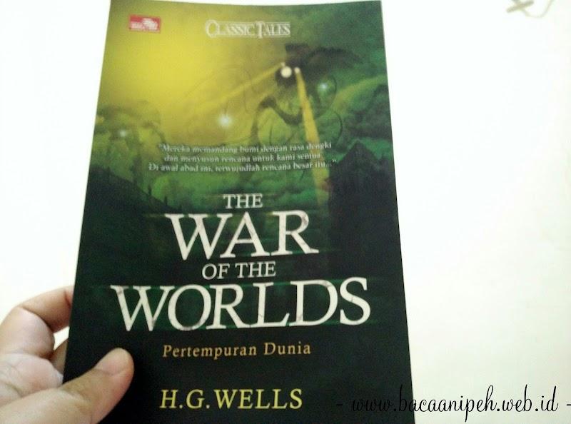 The War of The Worlds : Kisah Pertama Kali Alien Invasi Bumi