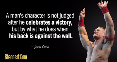 WWE Quotes by Wrestlers