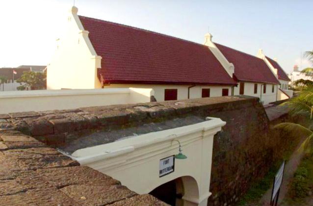 Benteng Fort Rotterdam, Saksi Bisu Sejarah Kota Makassar