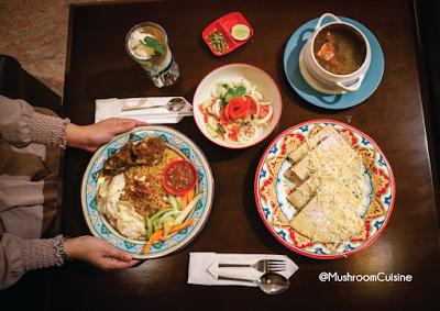 The Food Opera Bandung: Rasakan Sensasi Arab Cuisine Yang Menggoda