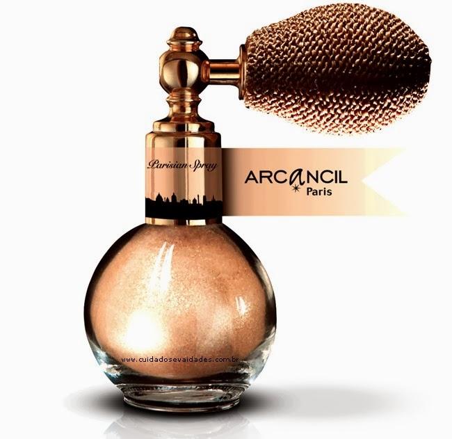 Iluminador Parisian Spray Arcancil