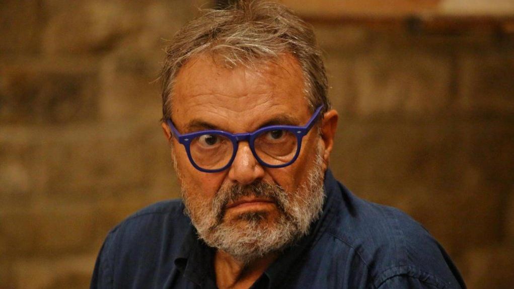 Oliviero Toscani, offre una zuppa a Veronica Lario, Max per D'Alema e Simbolo per Berlusconi