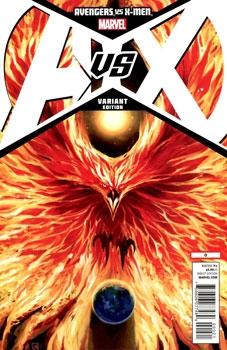 Truyện tranh Avengers VS X-men