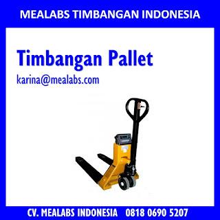 Jual timbangan Duduk digital type pallet mealabs timbangan indonesia