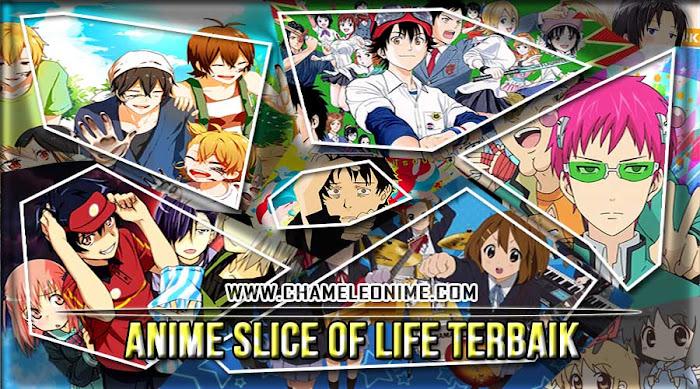 REKOMENDASI 20 Anime Slice Of Life Terbaik Aman Ditonton Saat Puasa