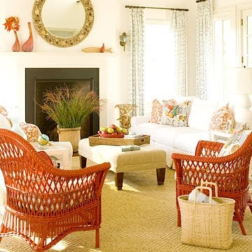 Here are five tips for choosing lighting for your living room. Outdoor & Indoor Wicker Furniture for Coastal Style Living ...