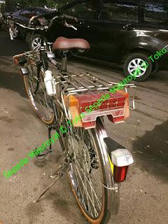 Sepeda Touring Vintage DEKI Ellemore 24 inch Majuroyal 3