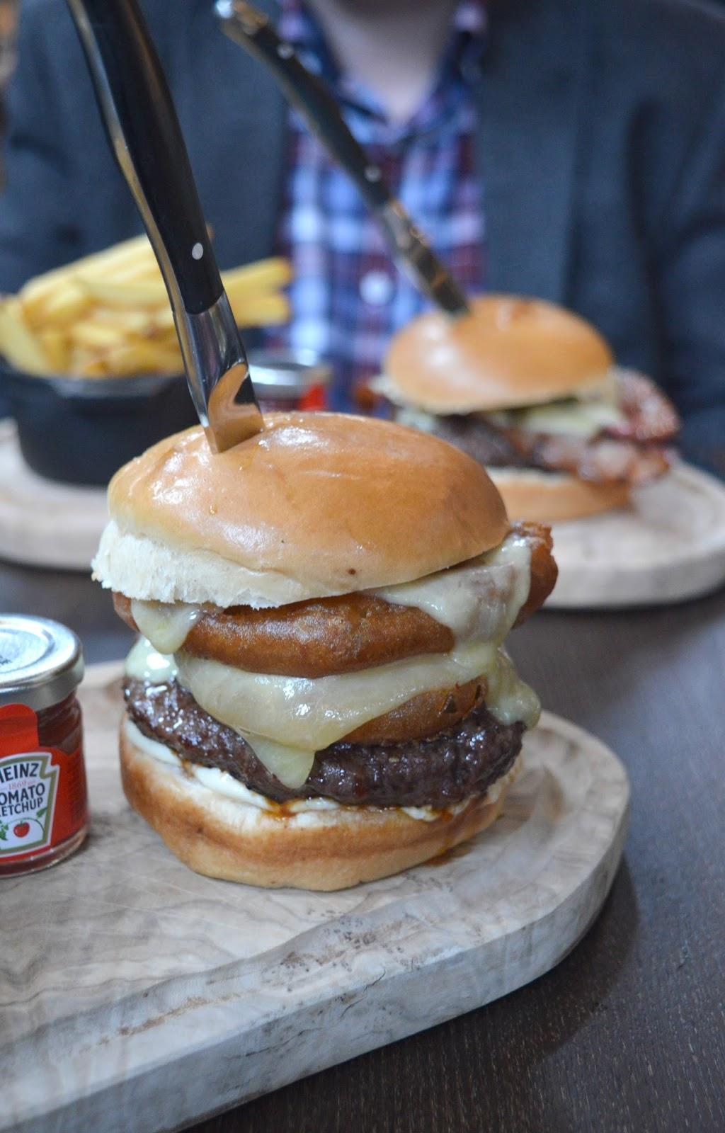 Marco Pierre White Durham - Burger