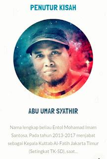Ustadz Imam Penyedia Kisah Islam Untuk Anak