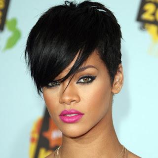 Rihanna, Celebrity Eye Colour