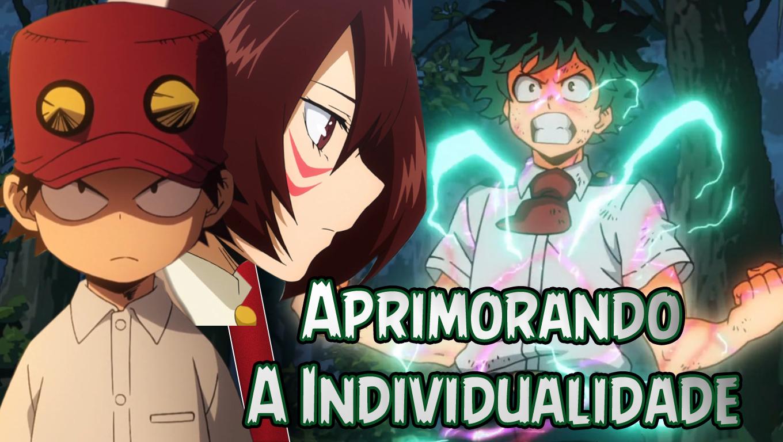 Aprimorando A Individualidade – Boku No Hero 3ª Temporada Episodio 2