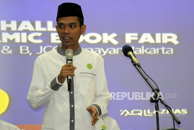 Ustaz Somad: Pelaku Teror Bom Surabaya tak Mati Sahid