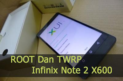 download Cara Mudah Root dan Install TWRP Infinix Note 2