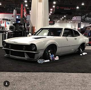 Ford Maverick - SEMA SHOW 2018