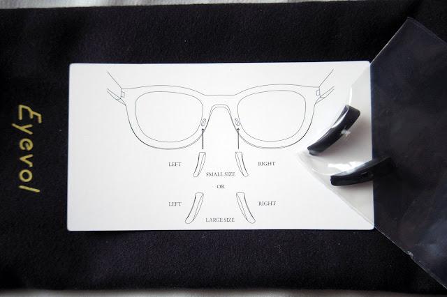 Eyevolのサングラス