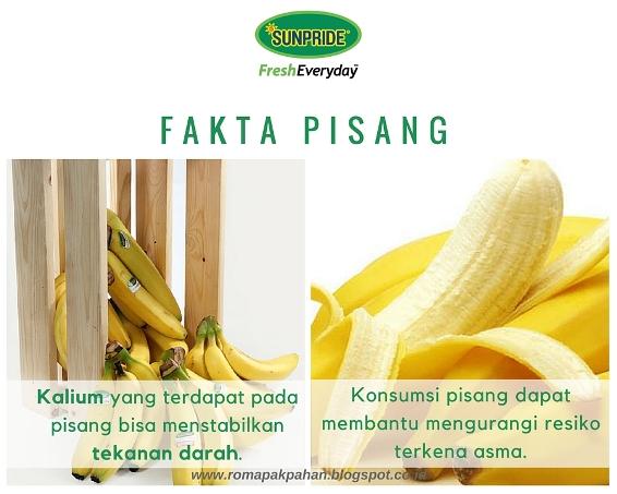 fakta pisang