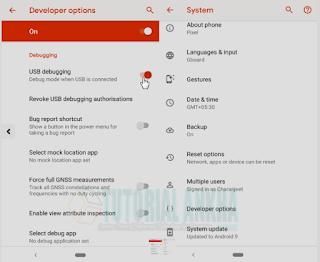 Cara Menghapus Bloatware (Aplikasi bawaan) Dari Perangkat Android