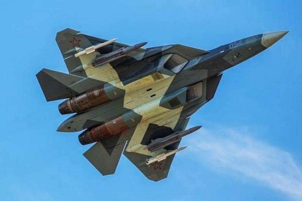Sukhoi Su-57 Siap Bersaing dengan F-22 Raptor di Suriah