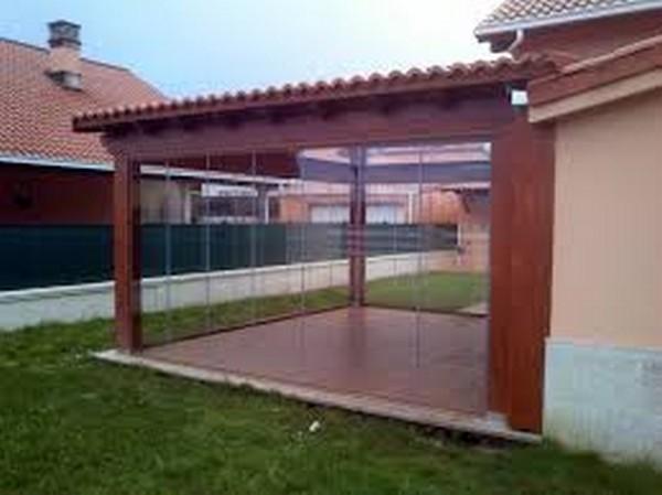Cerramientos para viviendas aluminio tarragona puertas for Viviendas para terrazas