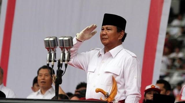 Prabowo: Laskar Gerindra Jaga Gereja dan Tempat Ibadah, Kalau Perlu Kau Mati Menjaga Itu Lebih Mulia