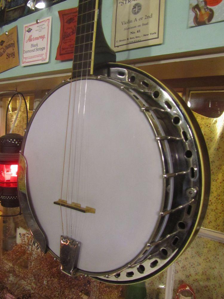 c 1935 Kay Kraft Tenor Banjo