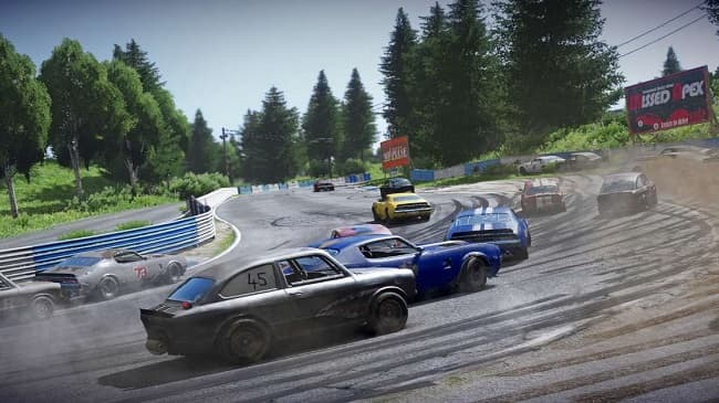 Download Game PC Wreckfest Gratis Full Version Full Repack