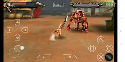 Tehra Dark Worior Highly Compressed PSP
