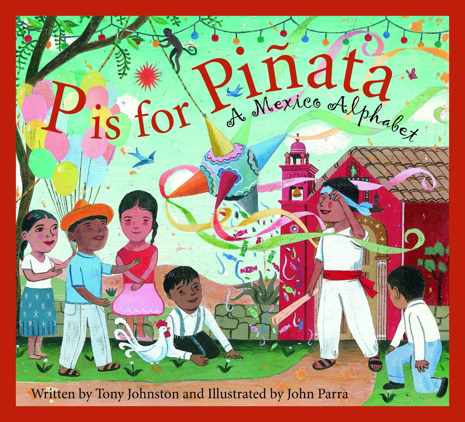 Mommy Maestra: Children\'s Books about Mexico