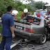 Enam Maut, Lima Parah Dalam Kemalangan 4 Buah Kenderaan