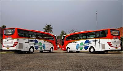Sewa Bus Pariwisata Terbaru Murah