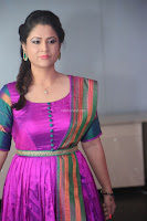 Shilpa Chakravarthy in Purple tight Ethnic Dress ~  Exclusive Celebrities Galleries 037.JPG