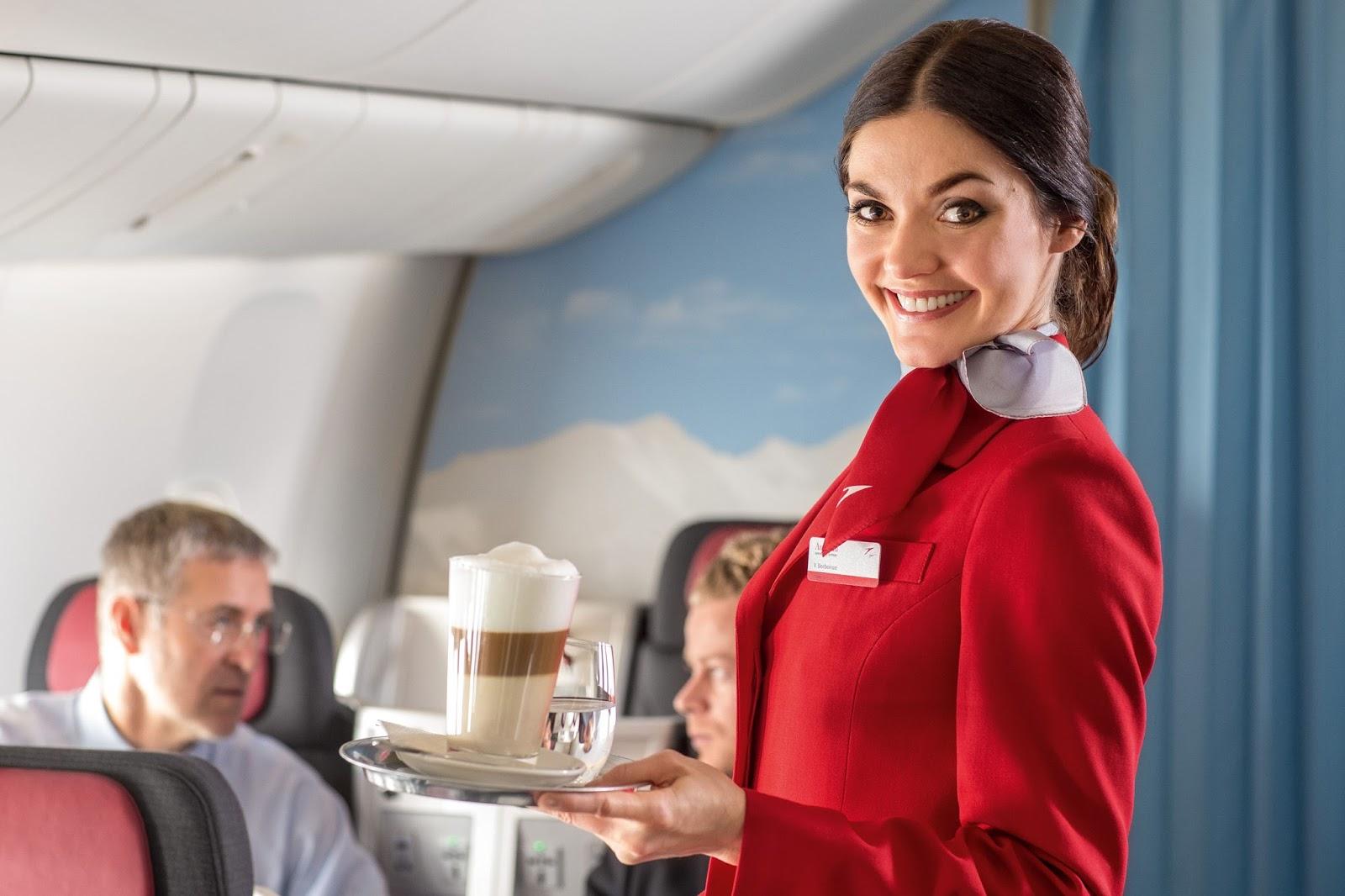 real air stewardess