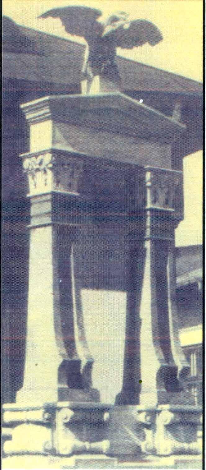monumentul Eroilor Marinari din Galaţi 1918