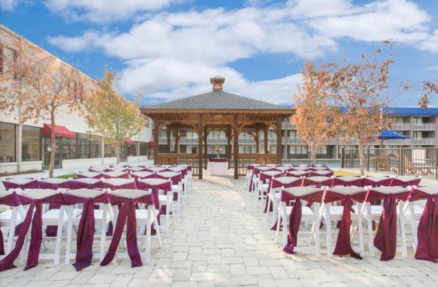Ramada Plaza Fayetteville Wedding Venues