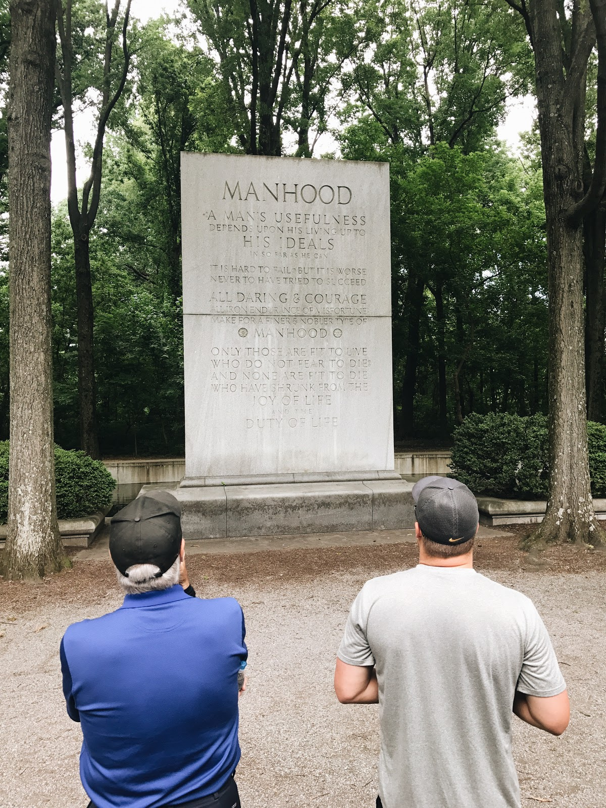 Theodore Roosevelt Island Park | A Weekend in DC