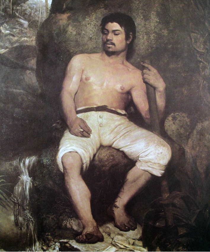 Almeida Júnior | Academicismo brasileiro ~ regionalista