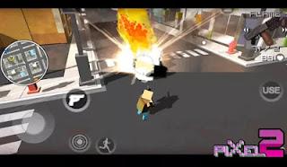 Game GTA Pixel's Edition 2 v1.01 Offline Mod Apk
