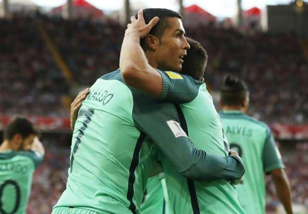 Ronaldo Selalu Mencetak Gol di Semua Turnamen Besar