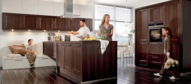 Стиль жизни определяет твои потребности в полезном пространстве кухни