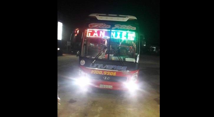 Gia Lai: Nhà xe gọi giang hồ đánh 2 hành khách nhập viện