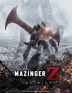VIZ Mazinger Z: Infinity Feature Film
