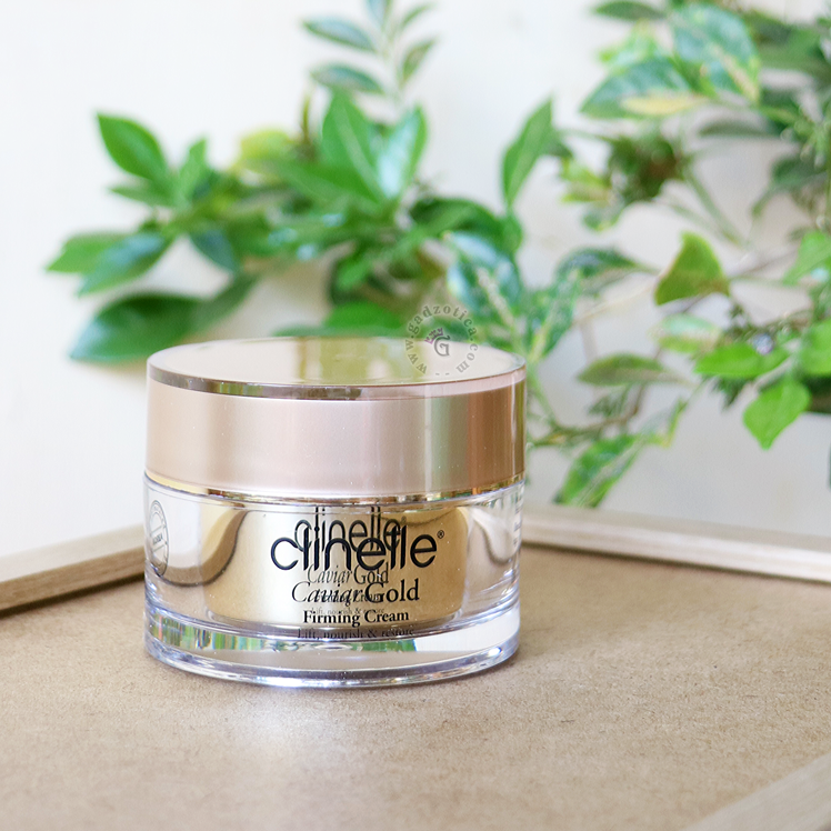 Clinelle Caviar Gold Firming Cream