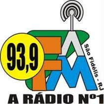 Ouvir agora Rádio Coroados FM 93,9 - São Fidélis / RJ