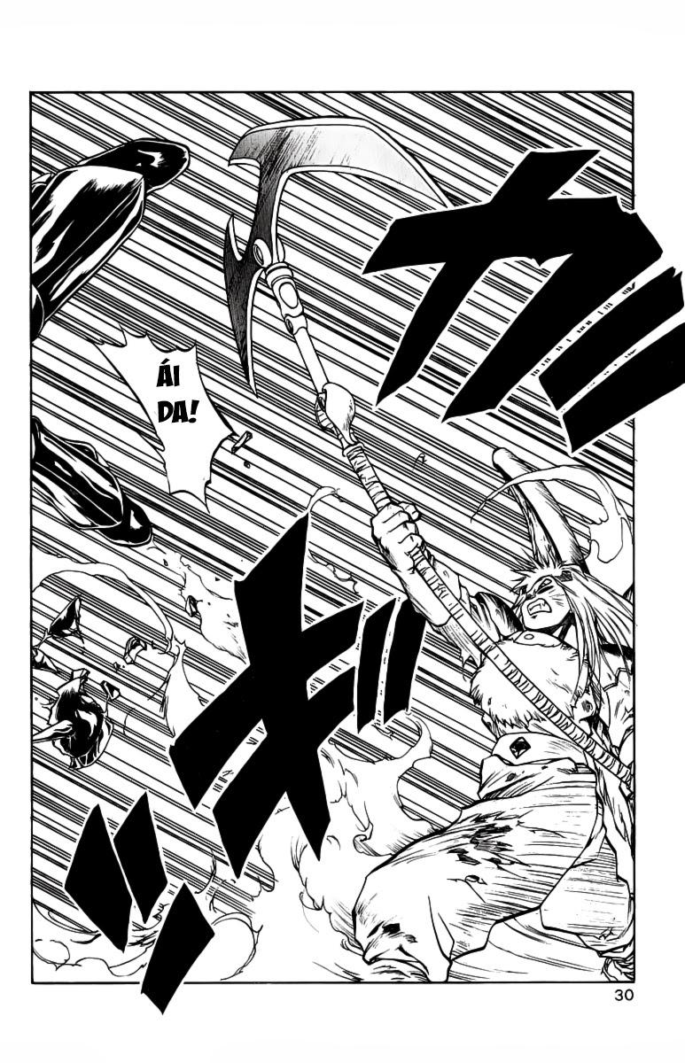 Dragon Quest: Emblem of Roto chapter 30 trang 27