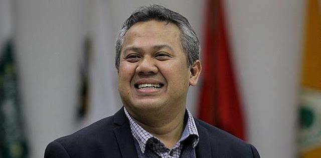 Arief Budiman: Server KPU Bukan Di Luar Negeri